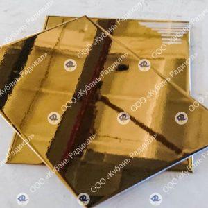 Плитка под золото для Ванной