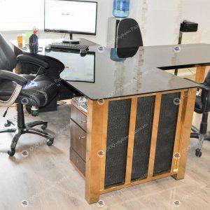 Дизайнерская мебель с напылением нитрид титана