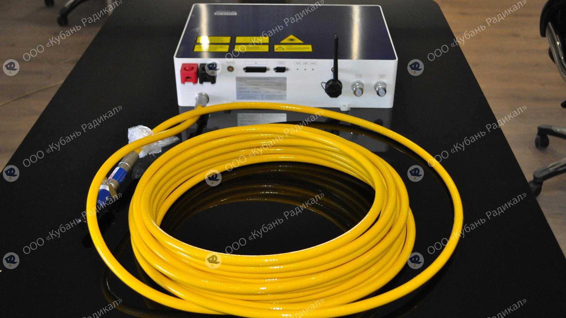 Источники оптоволоконных лазеров