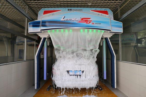 Обзор-отзыв о компании wash bot роботмойка