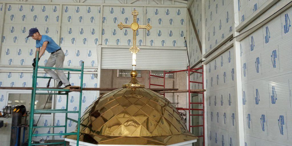 Изготовление куполов в Краснодаре